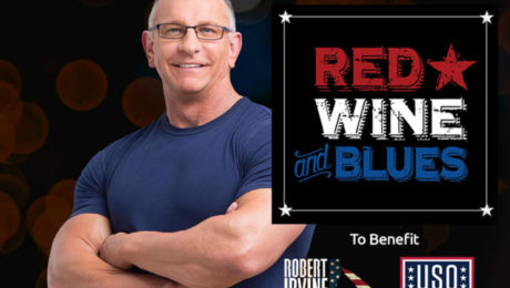 "Robert Irvine's ""Red, Wine, and Blues"" Fundraising Event,"